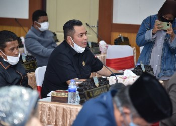 Anggota Komisi IV DPRD Kota Jambi Kemas Faried Alfarelly/Foto: Ichsan/ampar