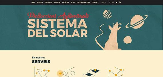 sistema del solar