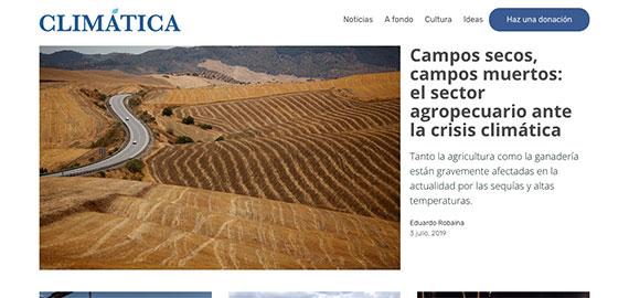 lamarea.com - climatic change magazine