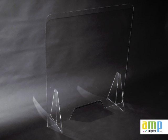Acrylic Sneez Guard Plexiglass