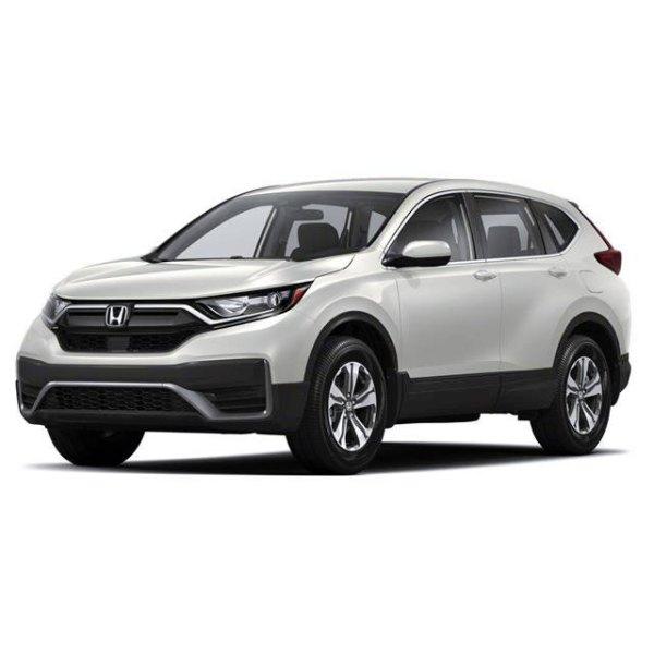 Honda CR-V blanc