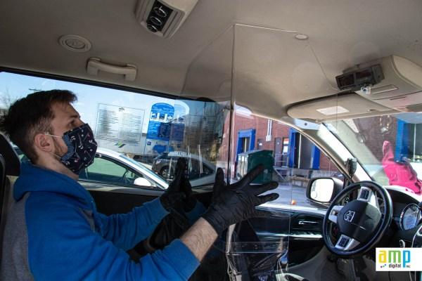 Caravan adaptée pour handicapés