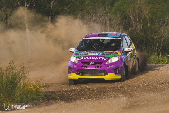 Ford Fiesta Car Wrap
