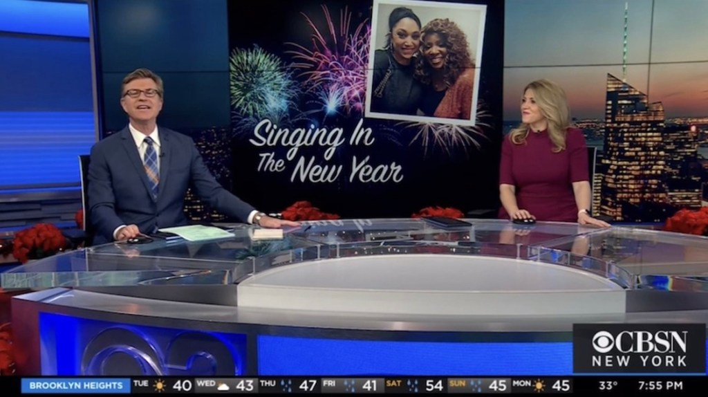 CBS News AMP DJ/BAND HYBRID