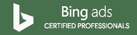 Bing Ads - Certified Pro