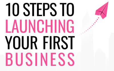 Launch Your First Business