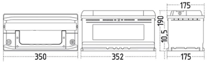 60005 ZAP EFB specs