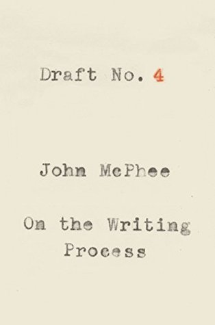 Drawing Boxes Around Words: Draft No. 4 by John McPhee