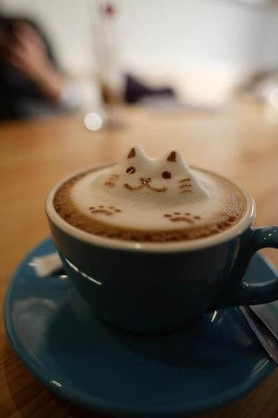 LATTE COFFEE ART