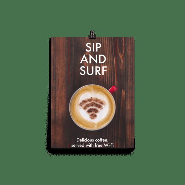 Coffee Poster (matte)