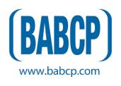 BABCP: www.babcp.com