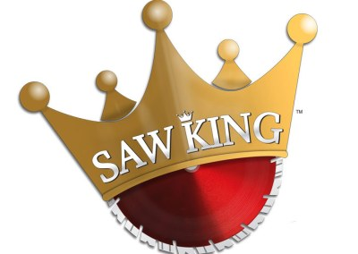 Saw King Corporate Branding