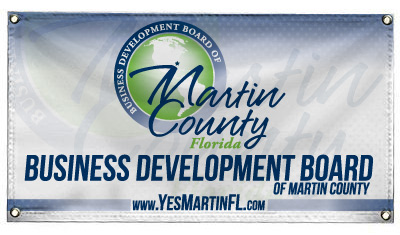 Buisness Development Board Of Martin County Vinyl Banner Printing