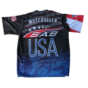 SABUSA Team Jersey Design