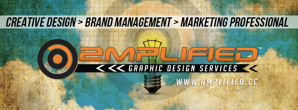 Amplified Graphic Design Now Servicing Stuart FL