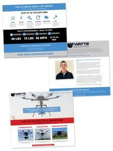 watts innovations website design
