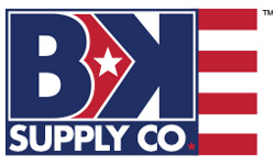 BK Supply Co Branding