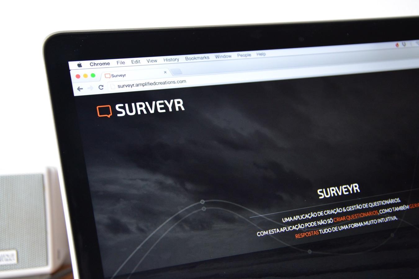 Surveyr