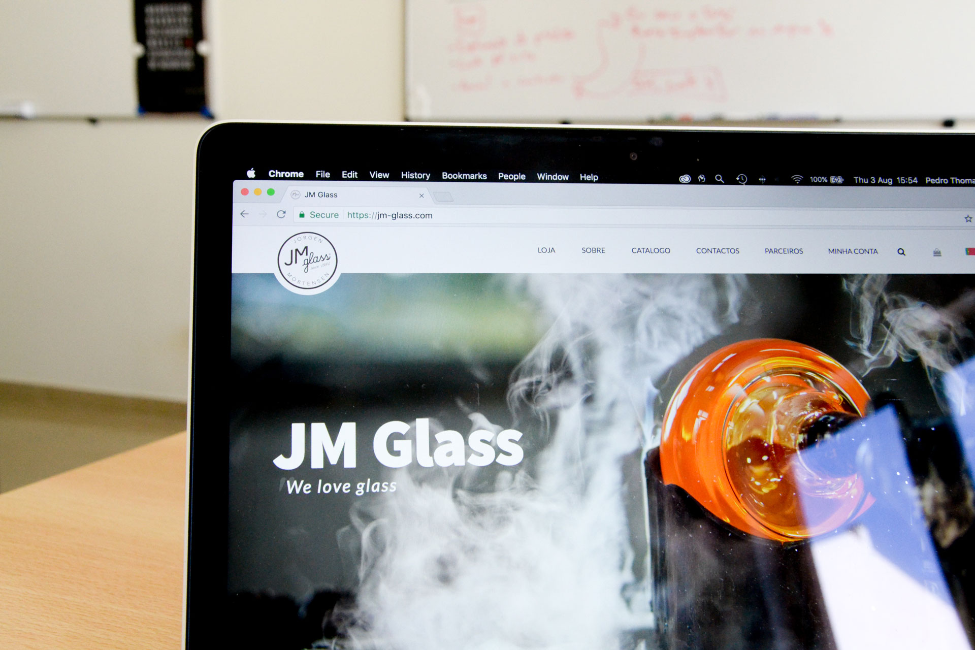JM Glass