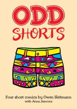 'Odd Shorts' cover by Owen Heitmann