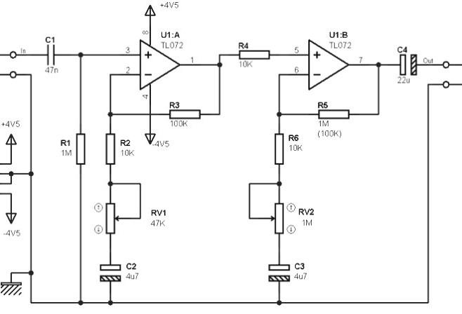 audio pre amplifier circuit Archives - Amplifier Circuit Design