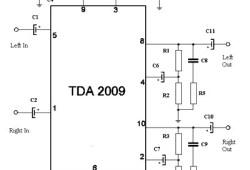 High quality 10W Audio Amplifier