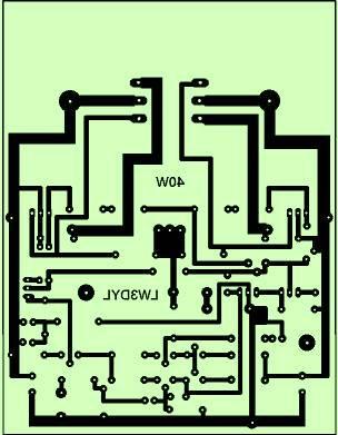 40W Power Amplifier PCB Layout - Amplifier Circuit Design