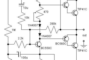 cl AB amplifier Archives - Amplifier Circuit Design Ab Amplifier Schematic on