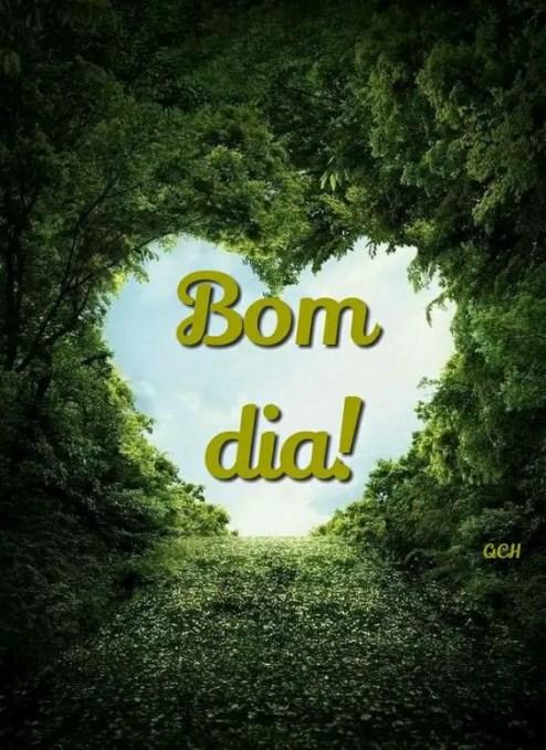 fotos de Bom dia whatsapp coração