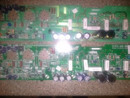 DSL / TSL Power Amp boards - dark green good