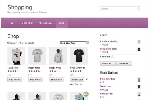 Los mejores themes WordPress del 2014 para e-commerce - AMPM HOSTING ...