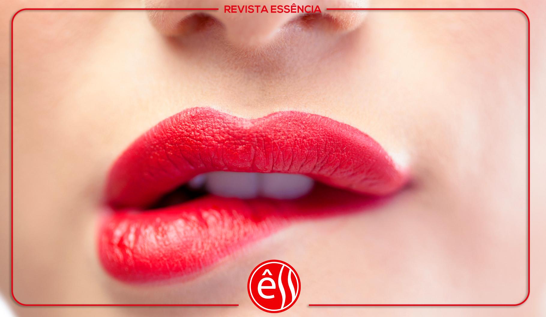 Como curar los labios secos y agrietados