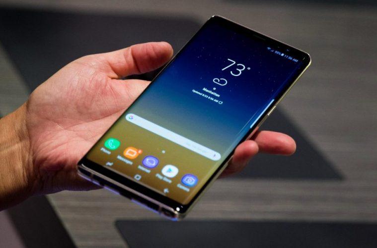 El Samsung Galaxy Note 9 sale a la venta mañana en España