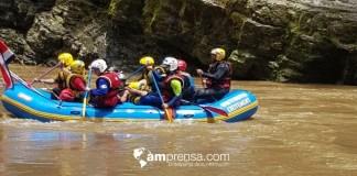Tragedia en río Naranjo
