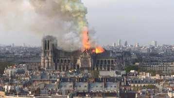 Incendio Catedral de Notre Dame 4