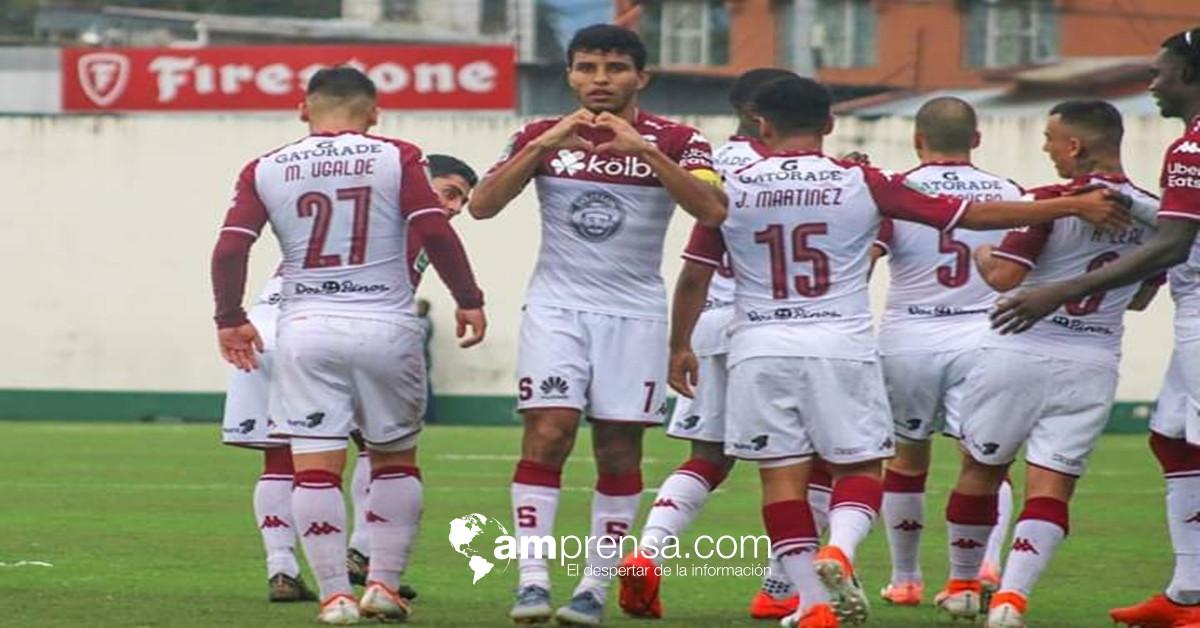 San Carlos y Saprissa ya conocen los bombos para sorteo de Concachampions - amprensa.com