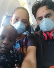 Saliendo de África