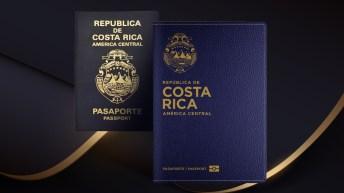 Pasaporte actual y el nuevo