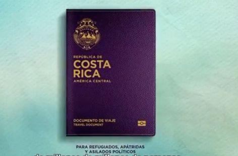 Documento de viaje para refugiados, apátridas y asilados políticos