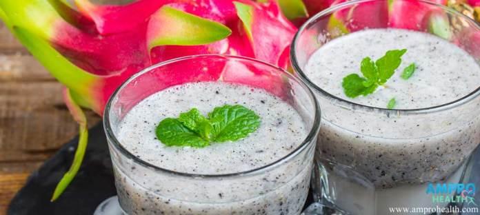 แก้วมังกร ผลไม้เสริมสุขภาพและความงาม (Dragon Fruit)