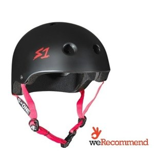 S one lifer helmets skate/scooter/bicycle fully asa standards