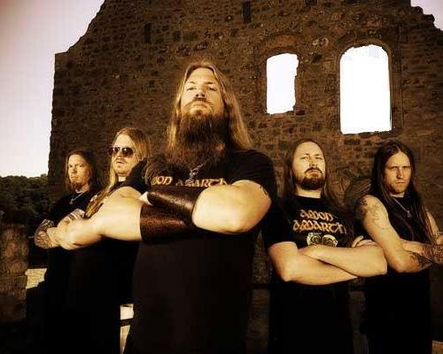 Amon Amarth comes to Dallas on August 4 at Gexa Energy Pavilion
