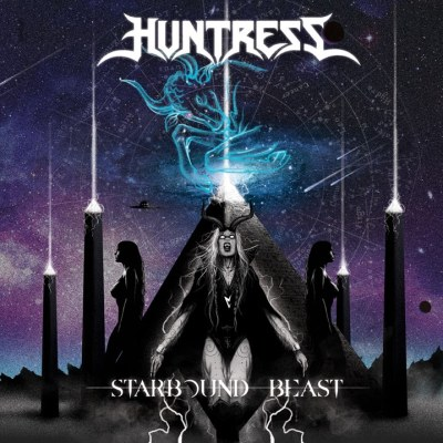 Huntress - Starbound Beast is in stores now