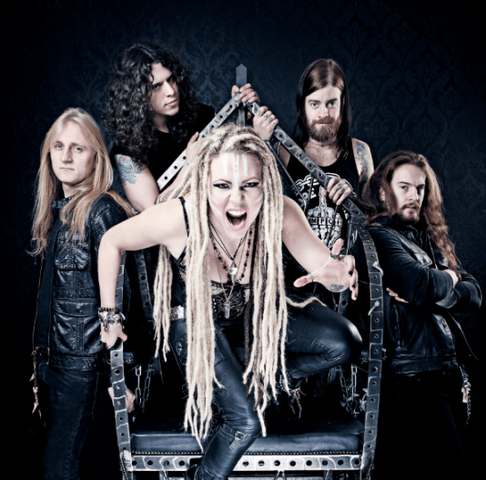 KOBRA AND THE LOTUS | KOBRA PAIGE chats with AMPS AND GREEN SCREENS