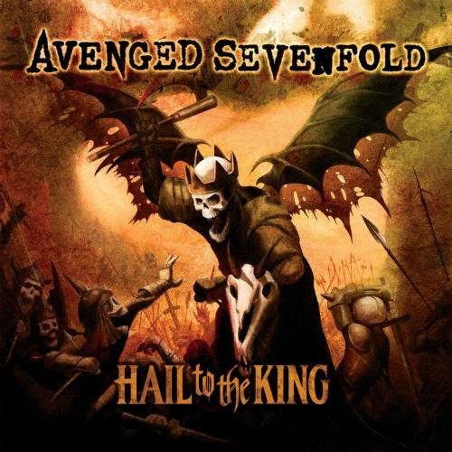 A7X KING COVER