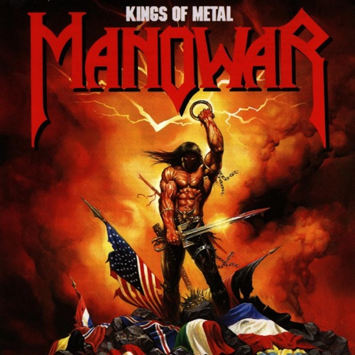 Manowar - Kings of Metal cover