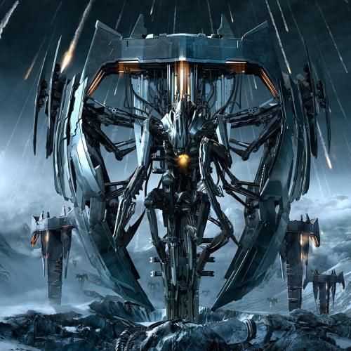 TRIVIUM ALBUM COVER 1