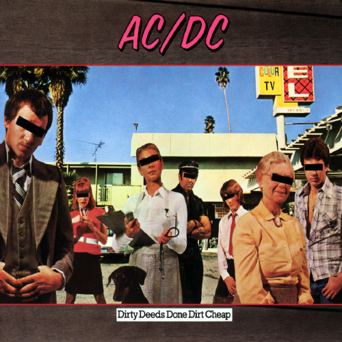 AC-DC DIRTY DEEDS