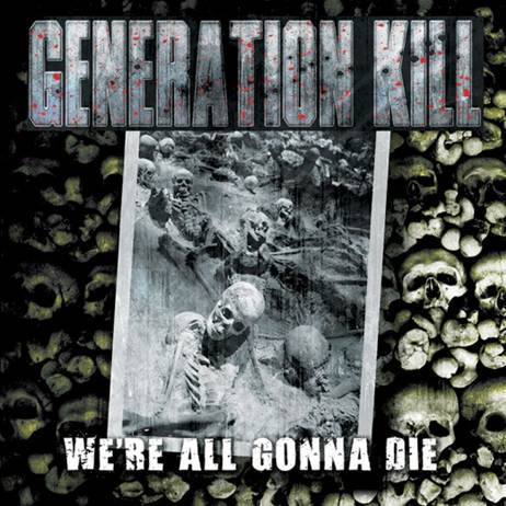 GEN KILL CD COVER