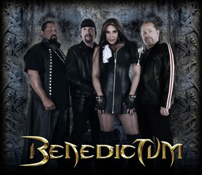 Veronica Freeman And Jeff Pilson On All Things Benedictum | Amps and Green Screens
